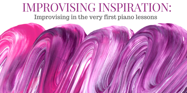 improvising inspiration